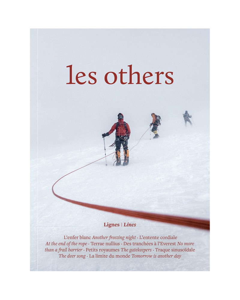 LES OTHERS MAGAZINE VOLUME VIII: THE LINE ISSUE