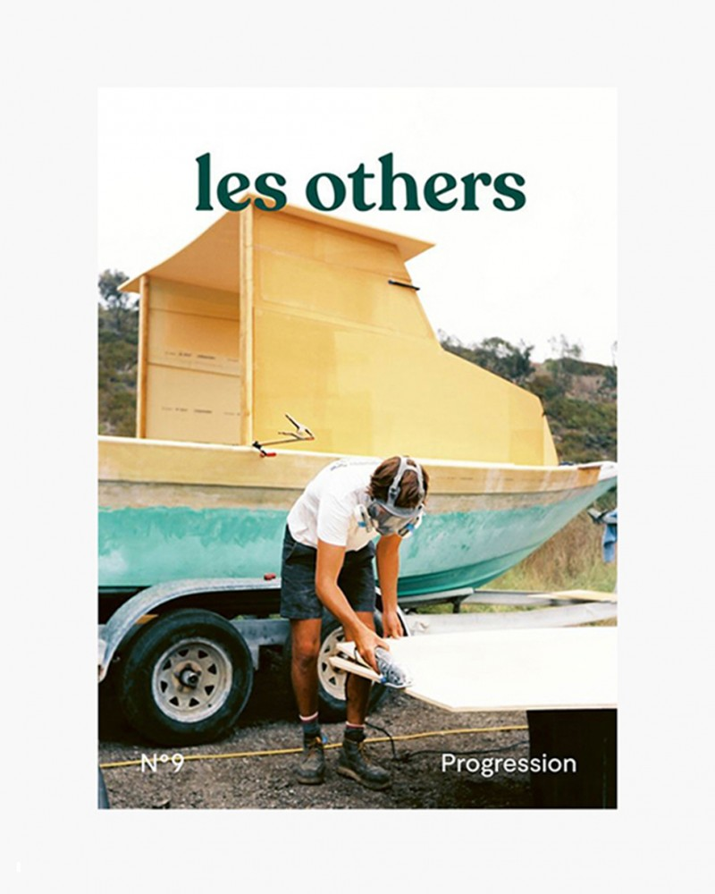 LES OTHERS MAGAZINE VOLUME 9: PROGRESSION