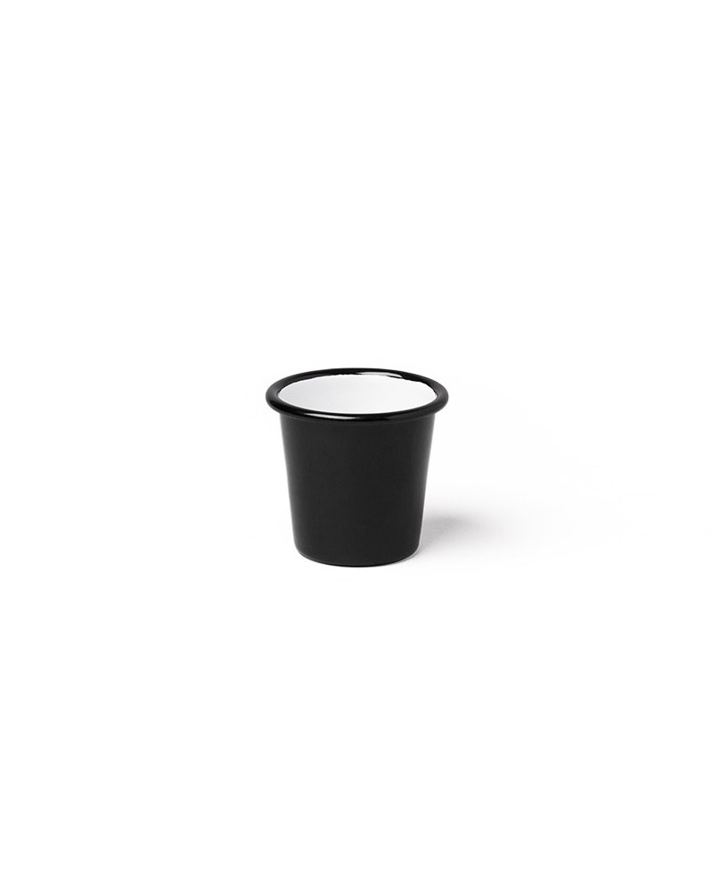 COAL BLACK MINI TUMBLER