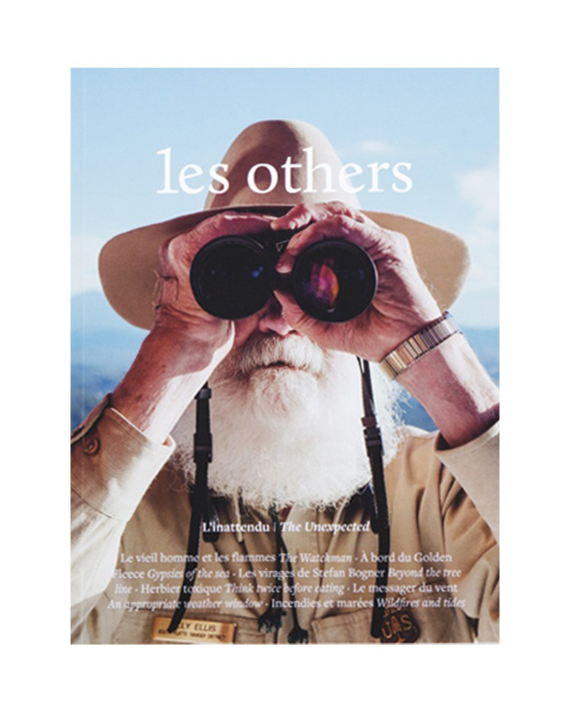 LES OTHERS MAGAZINE VOLUME 5: THE UNEXPECTED ISSUE